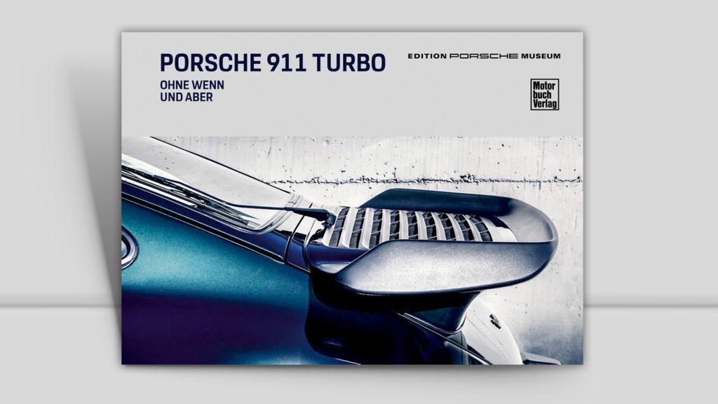 Buchcover 911 Turbo Porsche Musuem