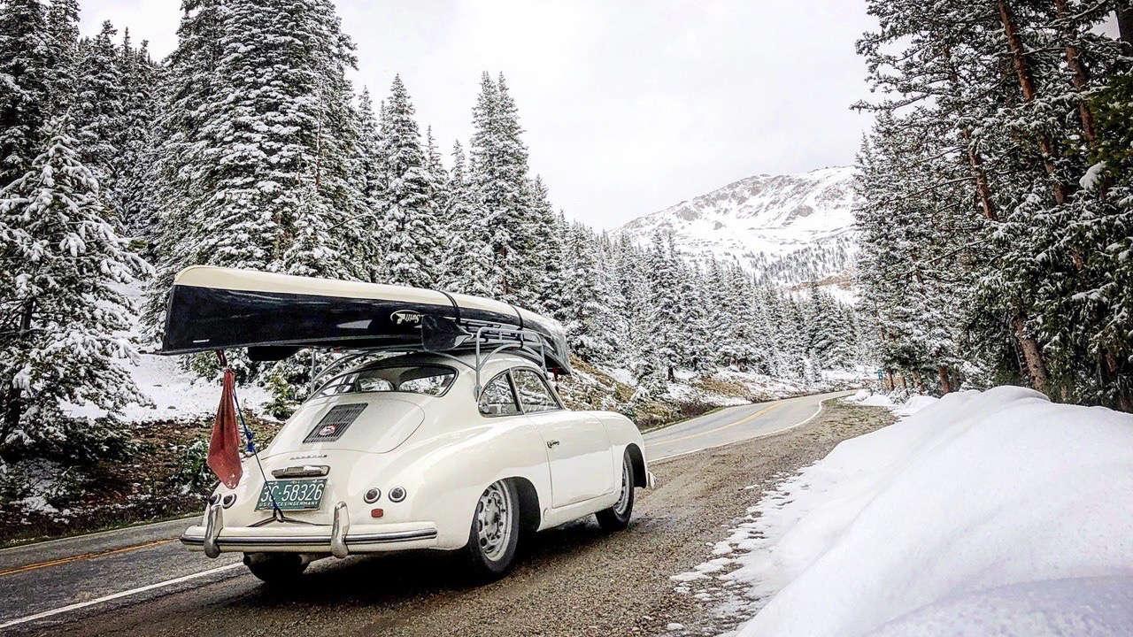 Porsche 356 Jeff Zwart Colorado