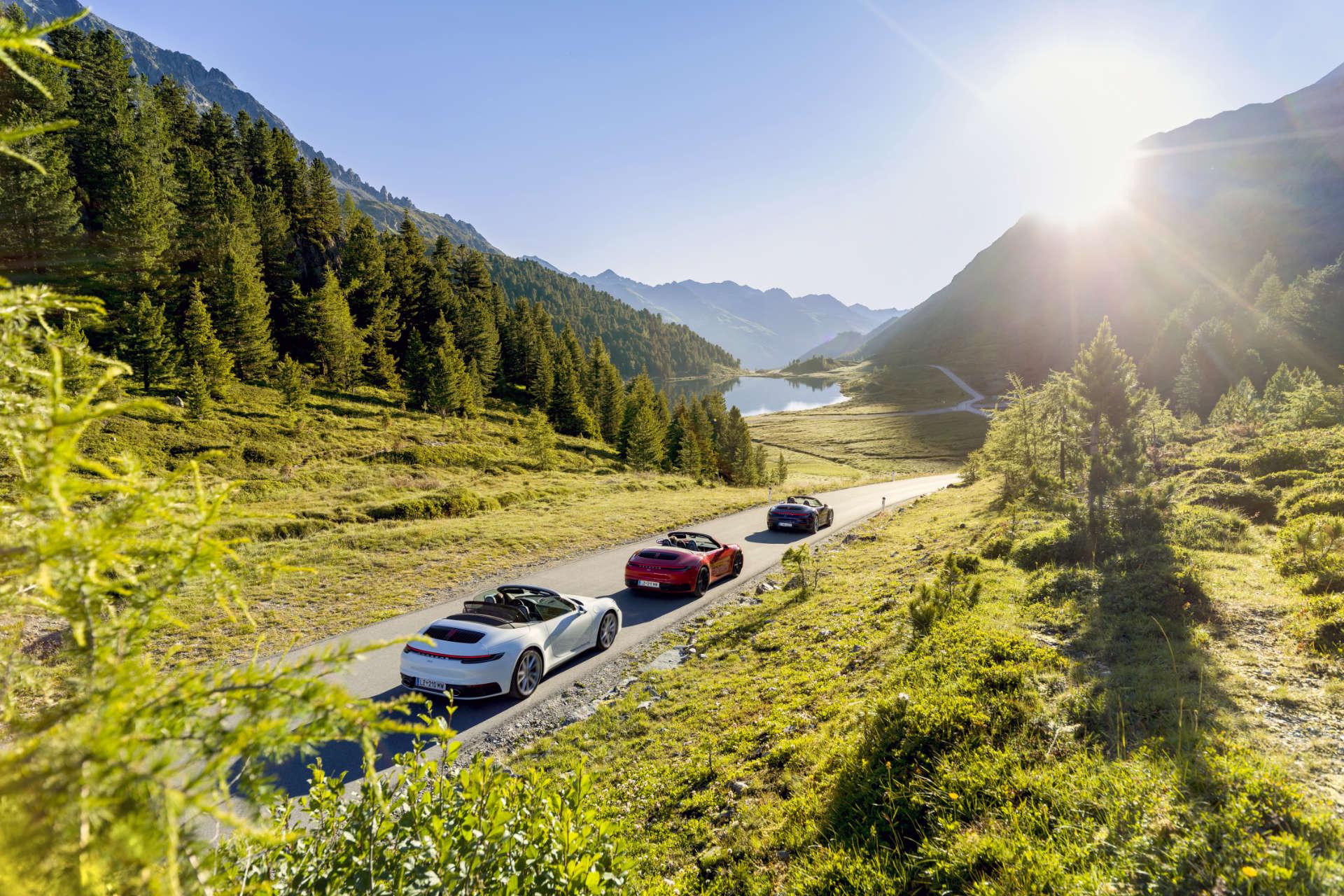 Porsche Fahrer Leserreise 2021 Hotel & Resort Defereggental