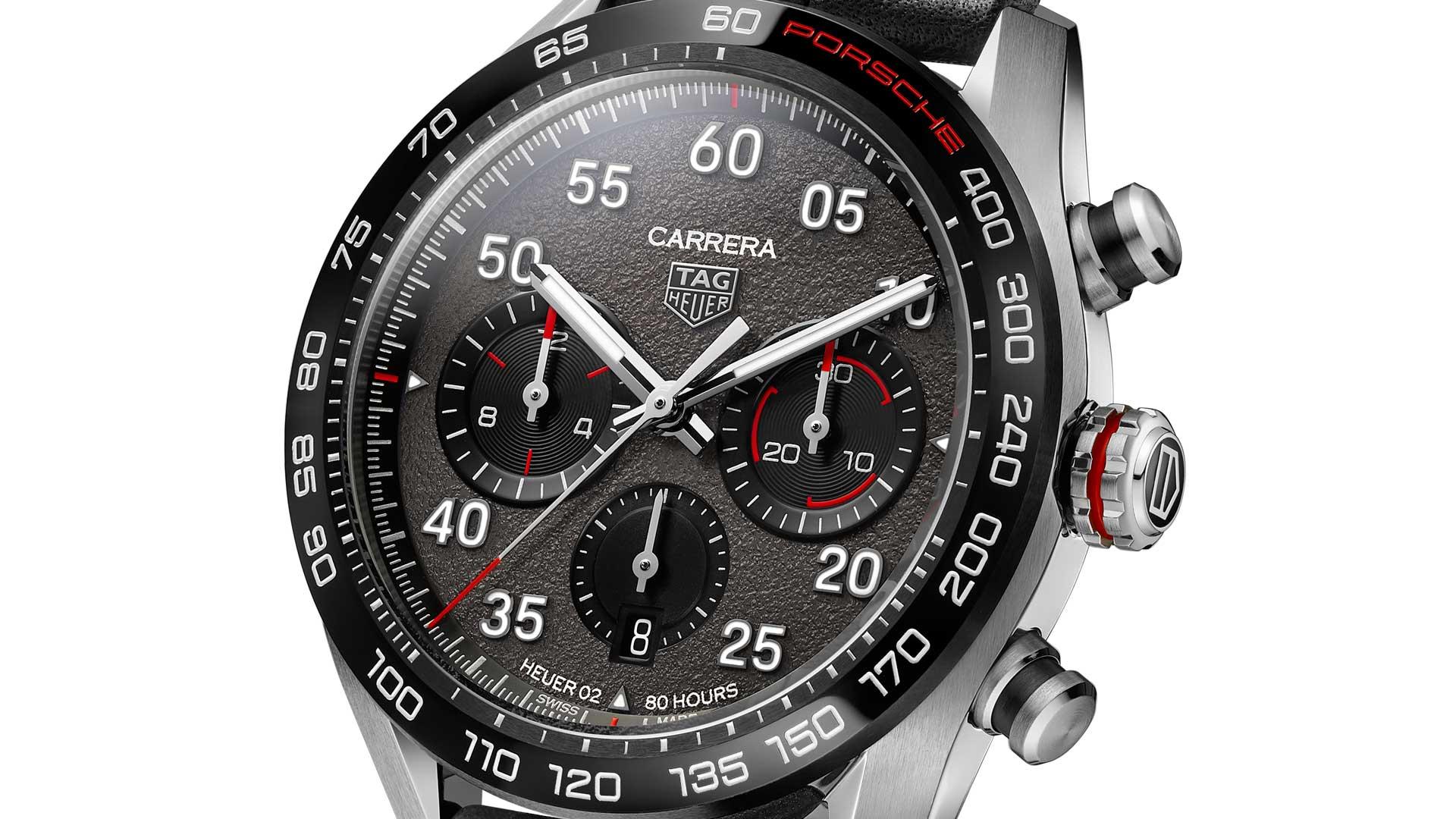 TAG Heuer X Porsche Carrera Chronograph