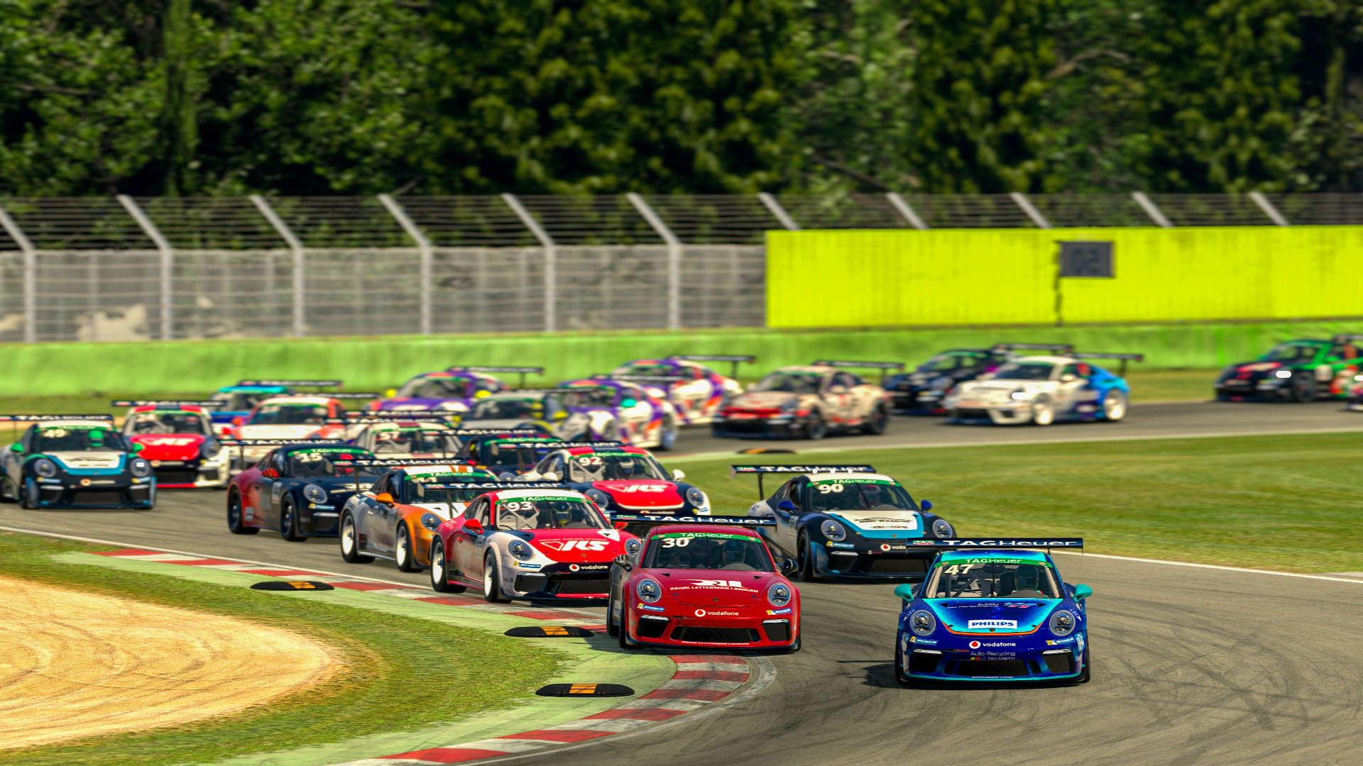 Porsche TAG Heuer Esports Supercup 2021 Imola 3