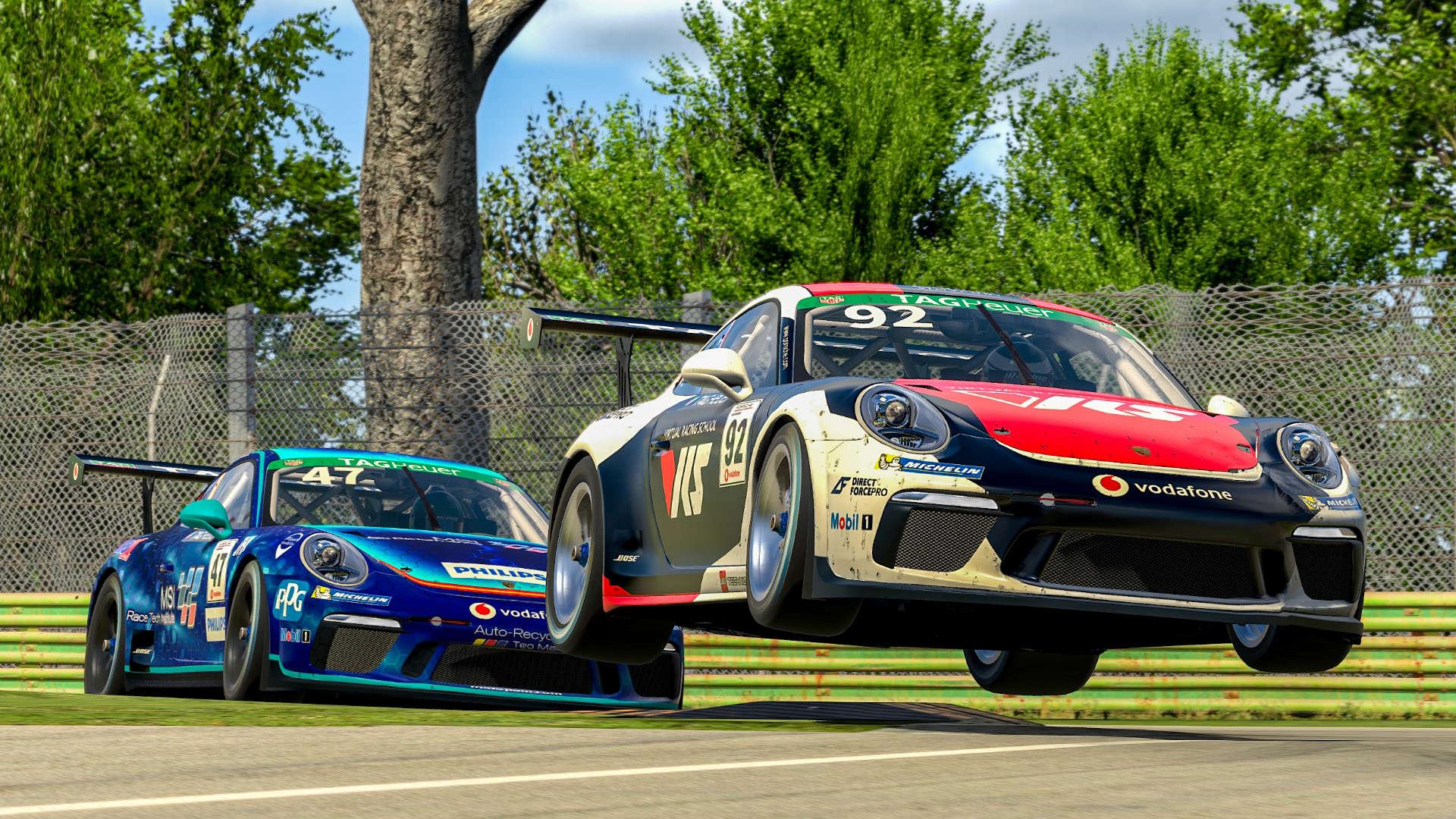 Porsche TAG Heuer Esports Supercup 2021 Imola