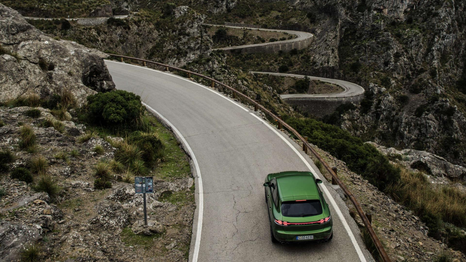 Porsche Macan Mallorca