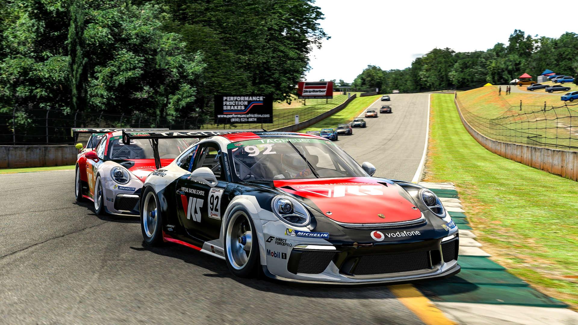 Porsche TAG Heuer Esports Braselton
