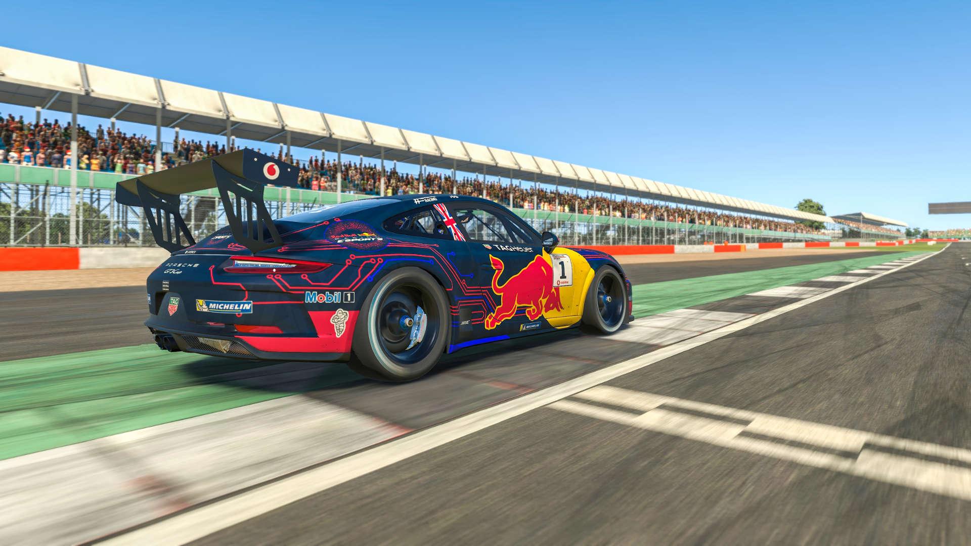 Porsche TAG Heuer Esports Supercup Silverstone