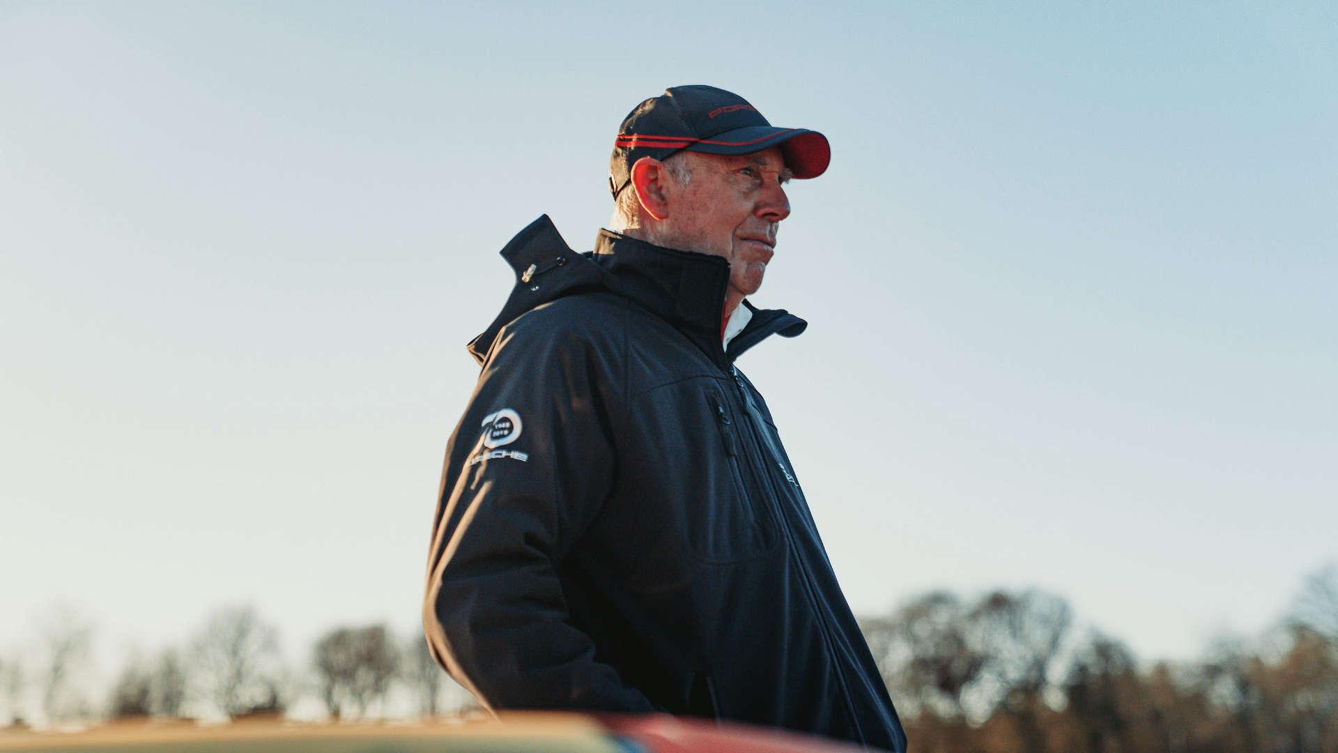 Richard Atwood Brands Hatch