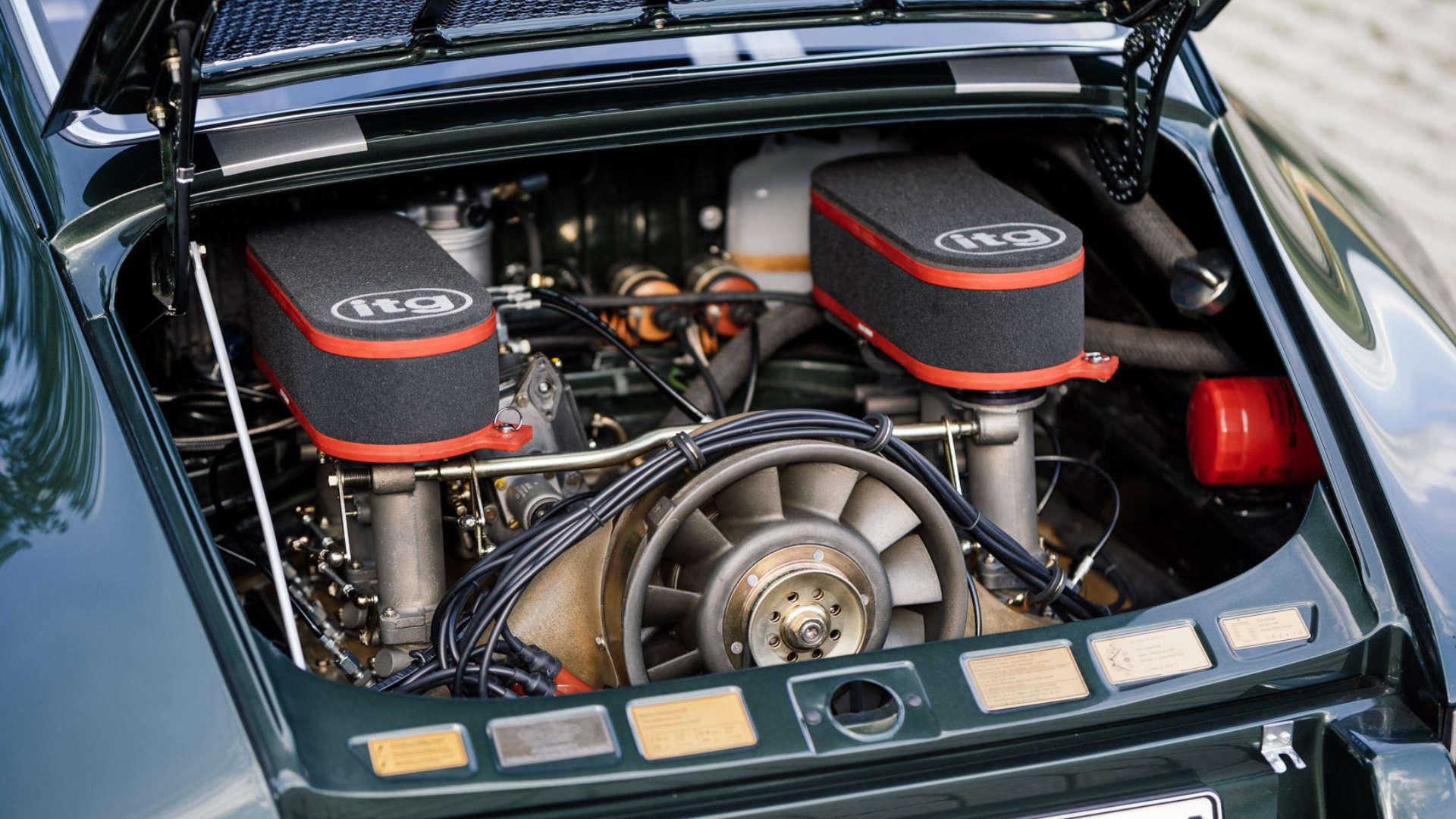 Walter Röhrl 911 ST Motor