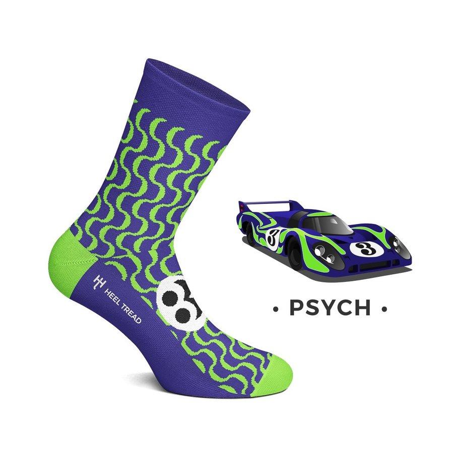 Porsche 917 Psych Socken
