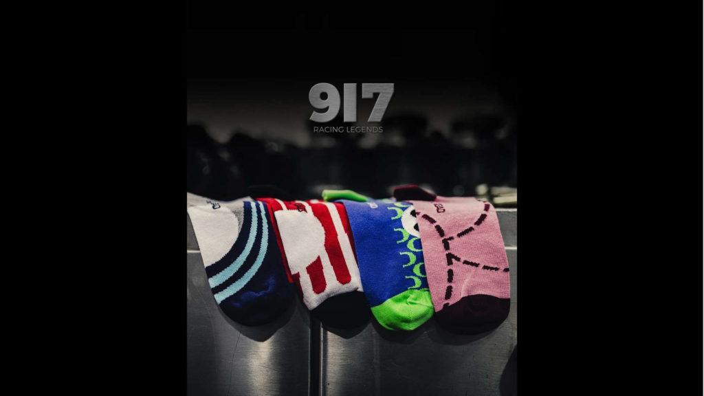 Porsche 917 Socken