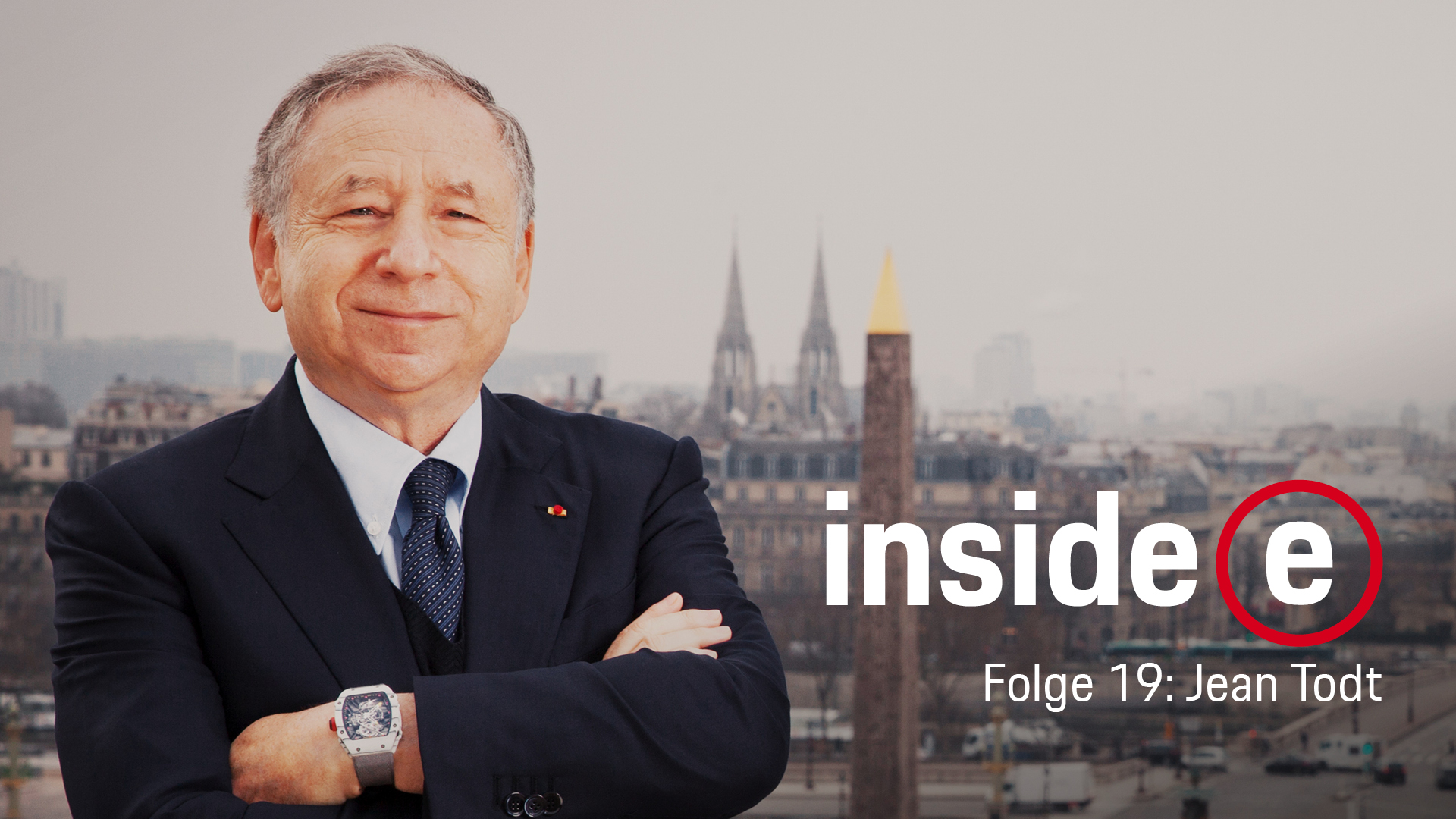 Inside E Porsche Podcast Jean Todt