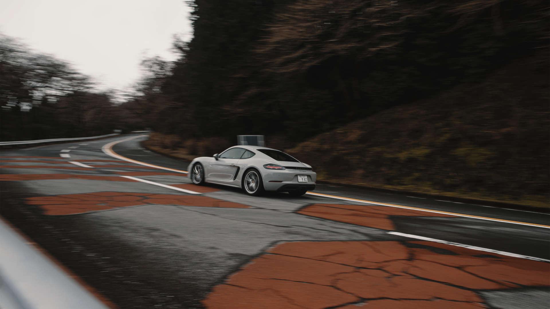Porsche Japan Kyoko Yamashita
