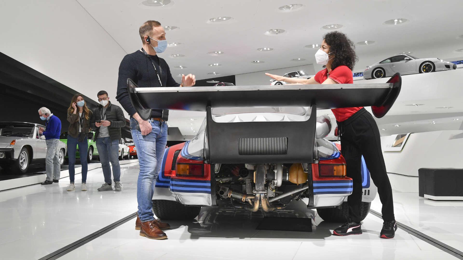 Porsche Museum Guides