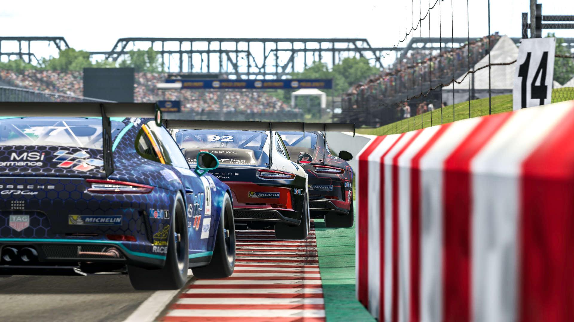 Porsche TAG Heuer Esports Supercup 2021 Montreal