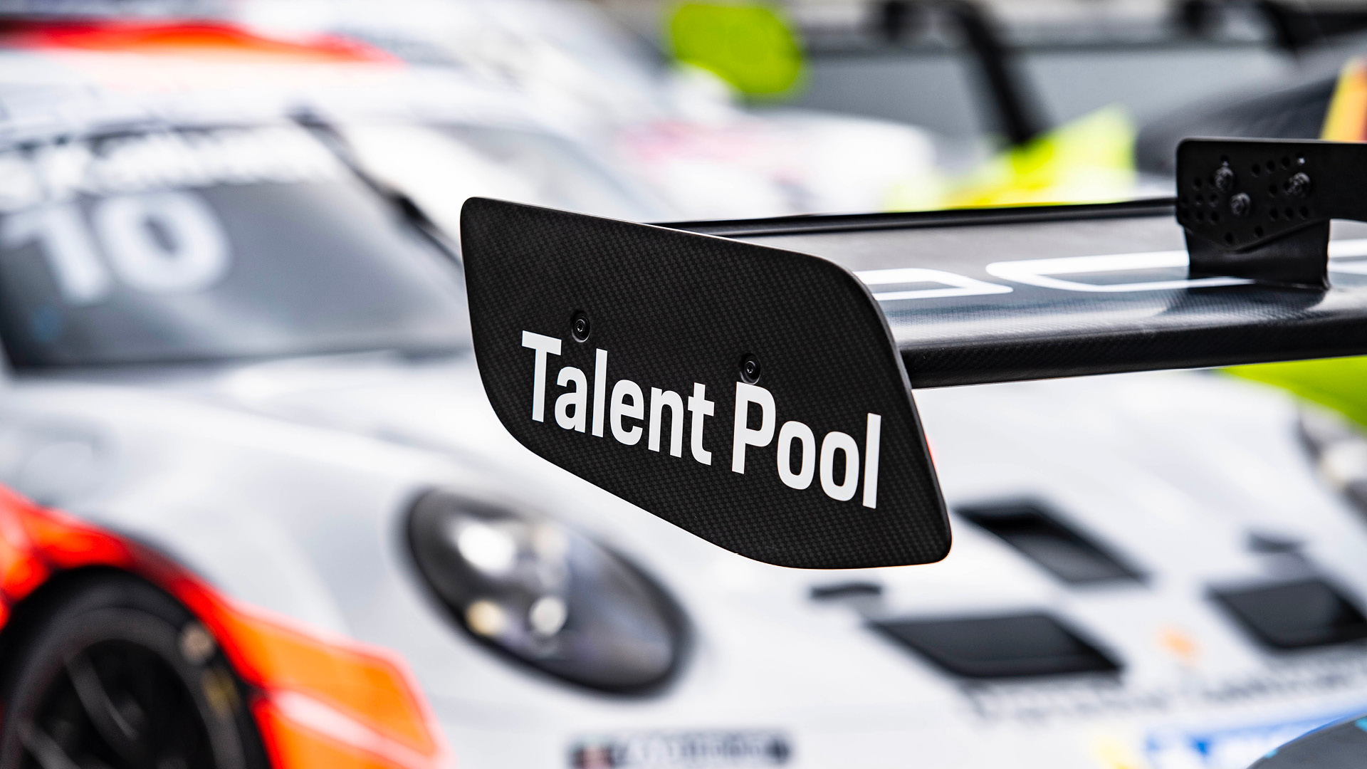 Porsche Carrera Cup Deutschland 2021 Talent Pool