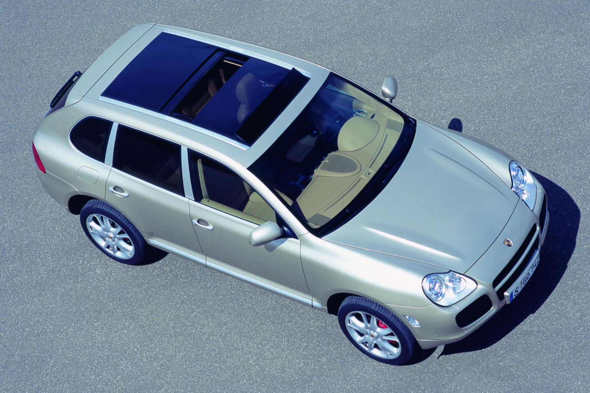 Kaufberatung Porsche Cayenne 9PA