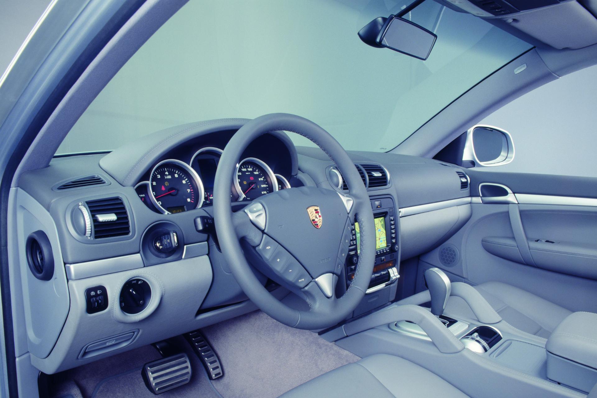 Kaufberatung Porsche Cayenne Innenraum