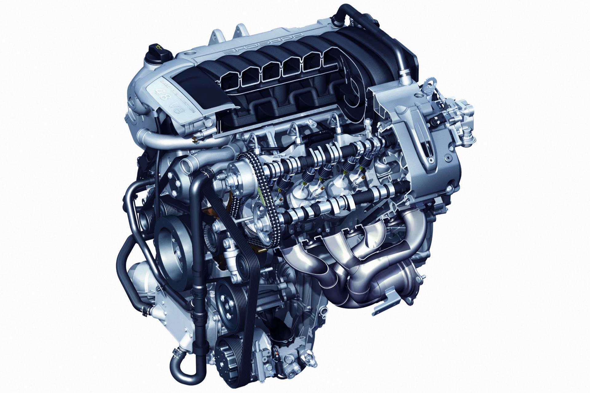 Kaufberatung Porsche Cayenne Motor