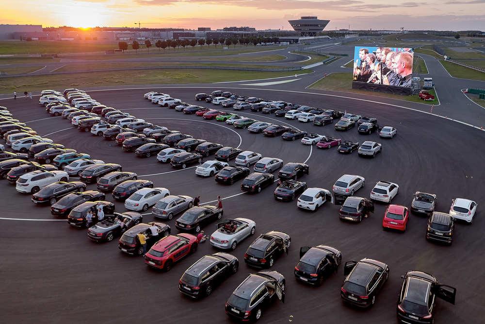 Porsche Leipzig RoadMovies