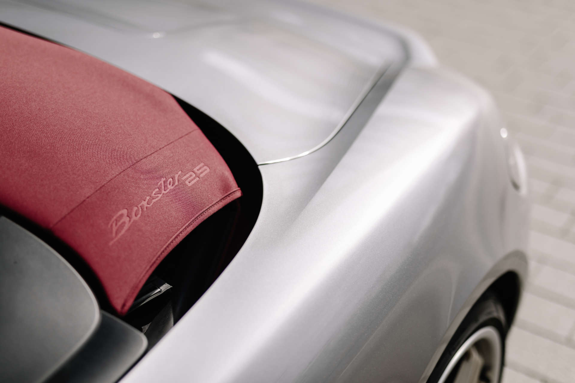 Porsche Boxster 25 Jahre Fahrbericht
