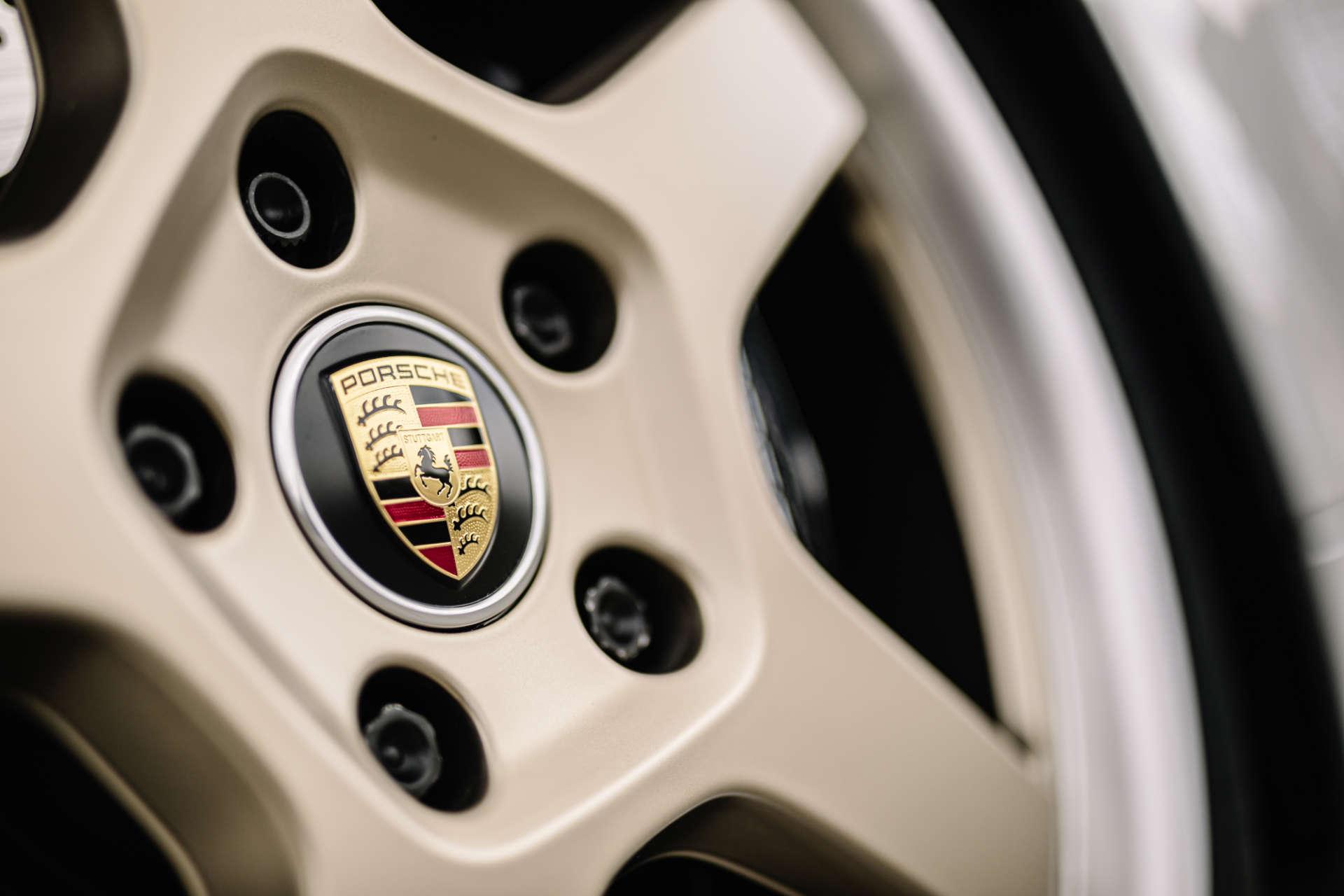 Porsche Boxster 25 Jahre Felge
