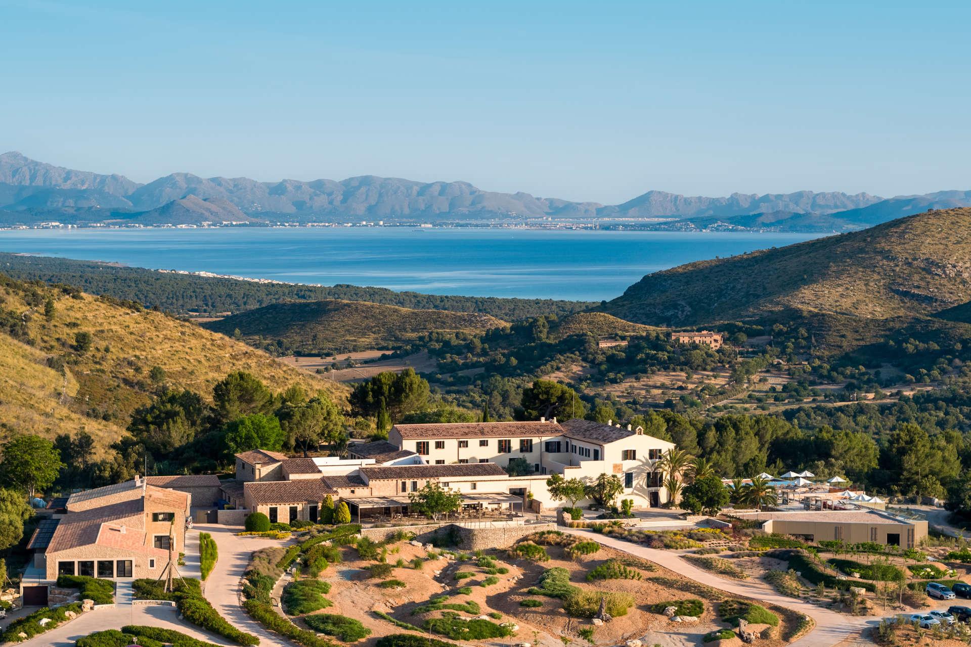 Carrossa Hotel Spa Villas Mallorca Anlage