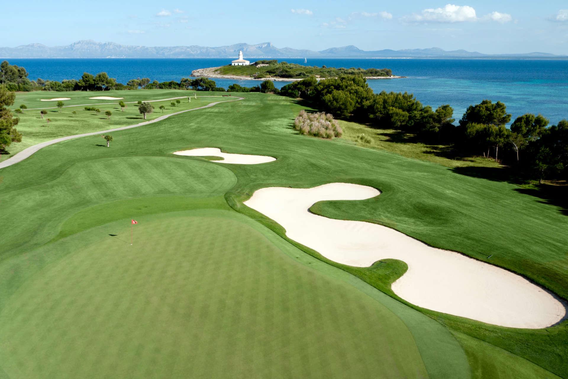 Mallorca Golfplatz