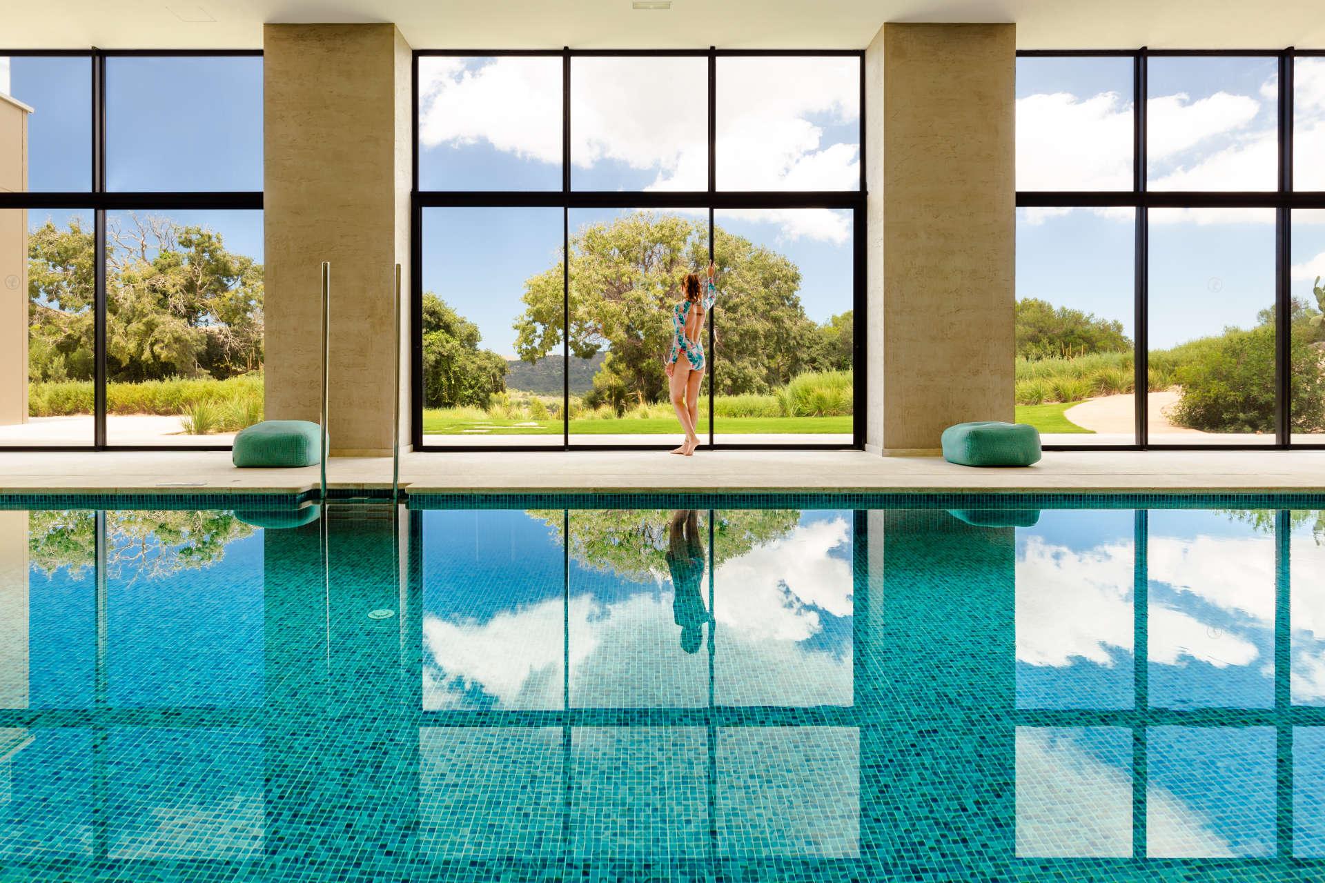Carrossa Hotel Spa Villas Mallorca Indoorpool