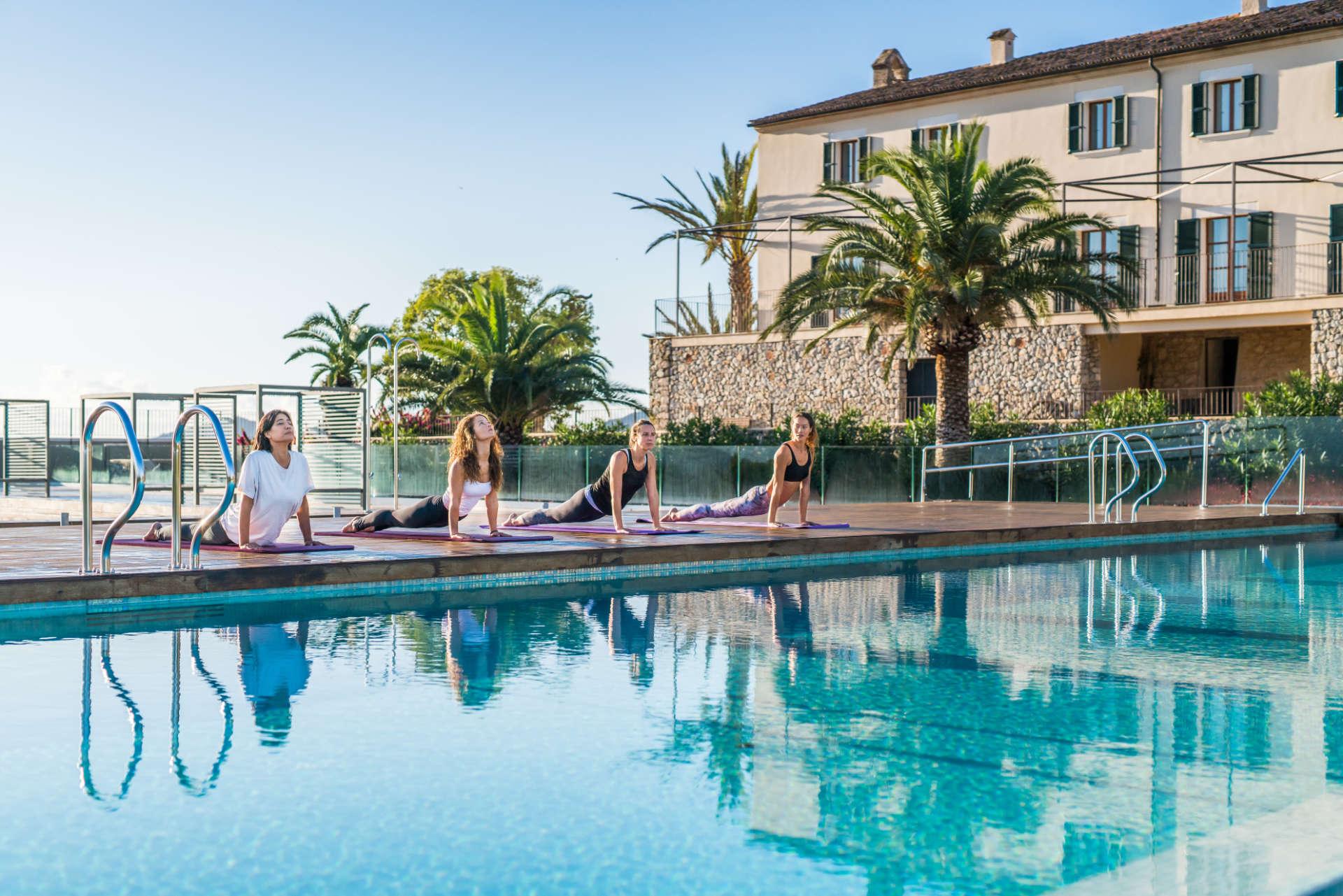 Carrossa Hotel Spa Villas Mallorca Yoga