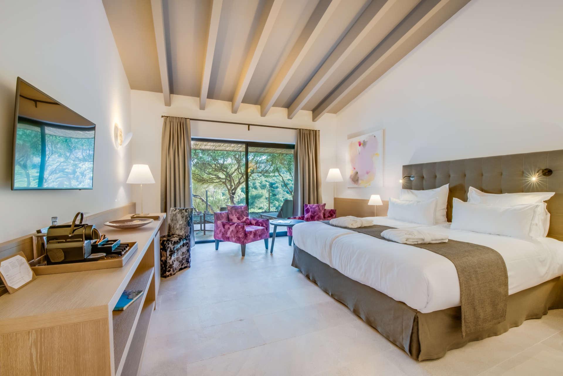 Carrossa Hotel Spa Villas Mallorca Zimmer