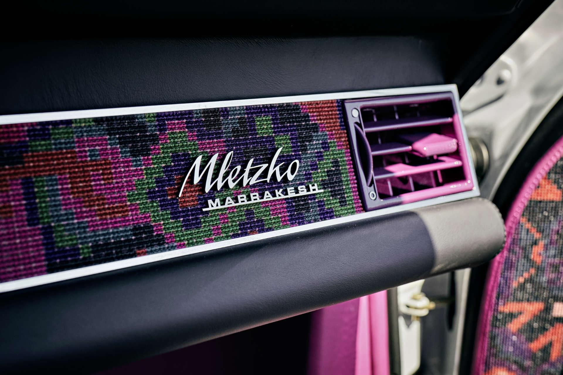 Mletzko 911 Marrakesch Detail