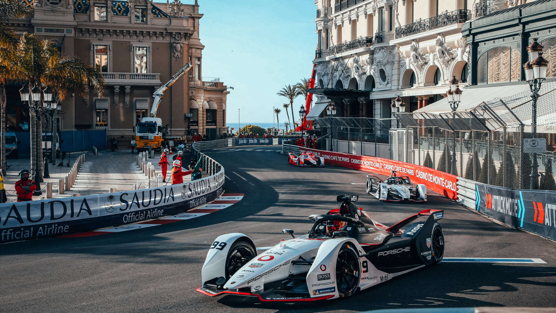 Porsche 99X Electric Monaco 2021