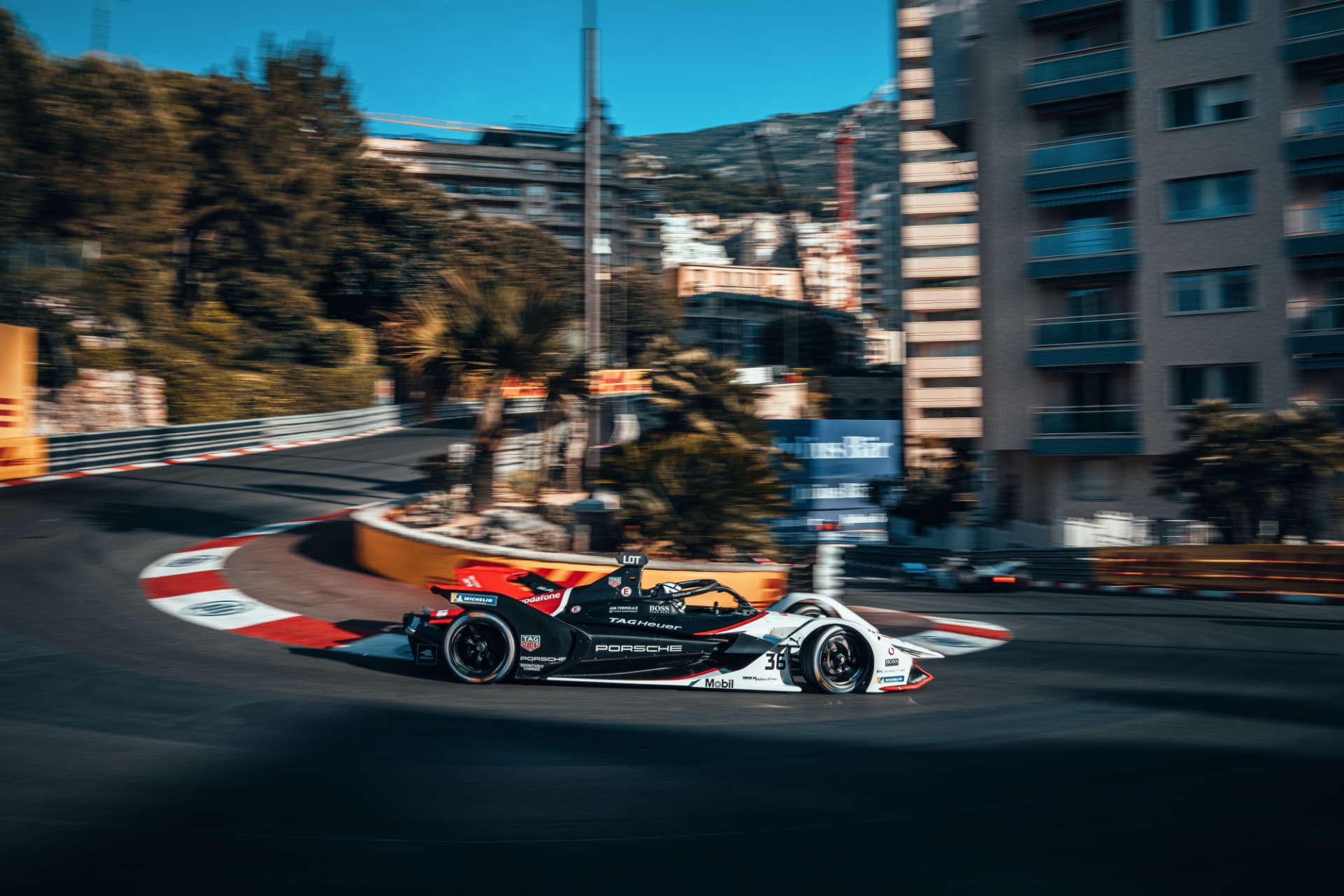 Monaco Formel-E
