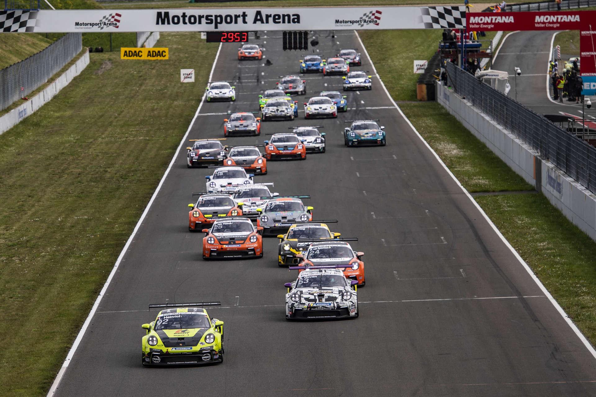Porsche Carrera Cup Oschersleben 2021