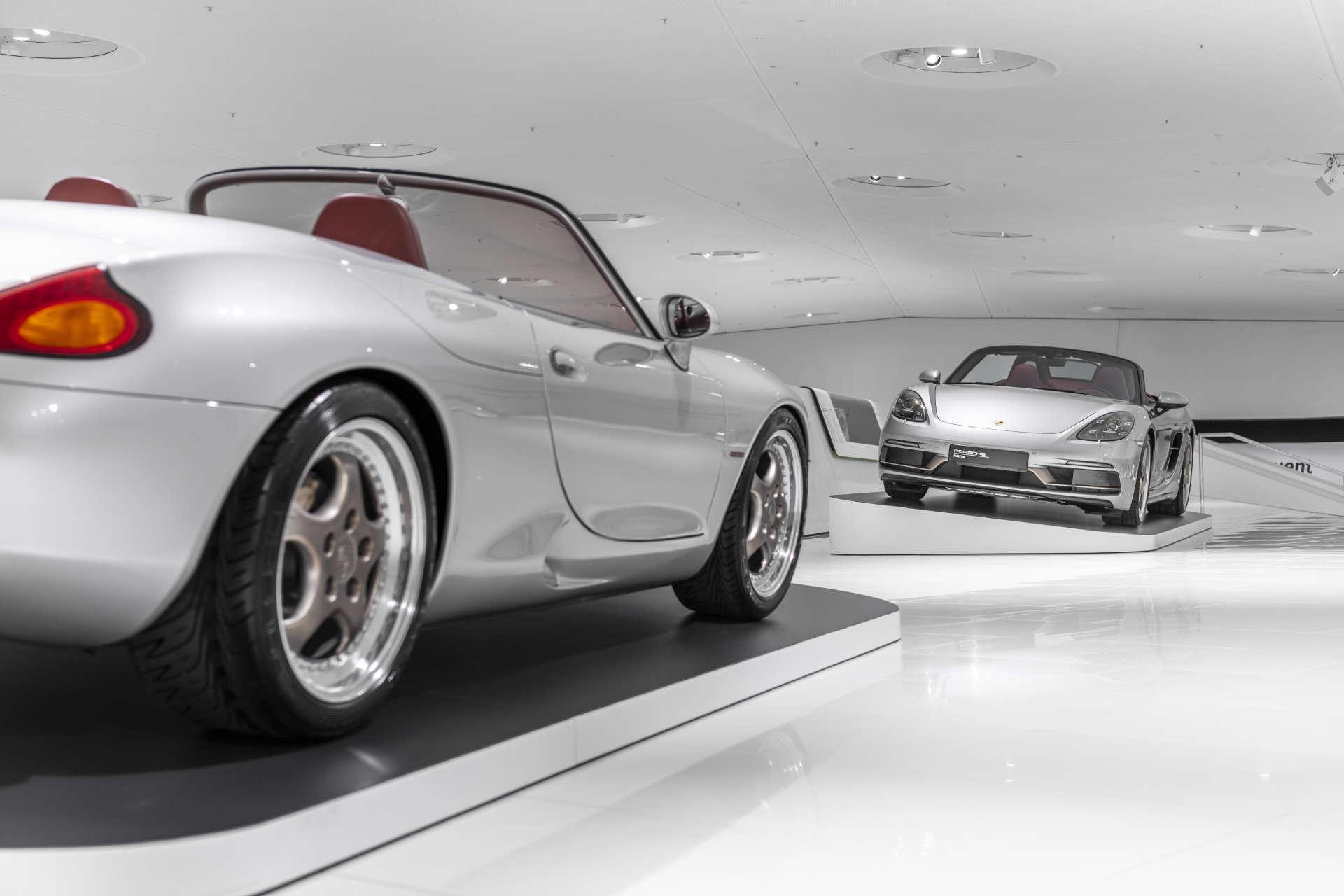 Porsche Museum 25 Jahre Boxster Studie 982