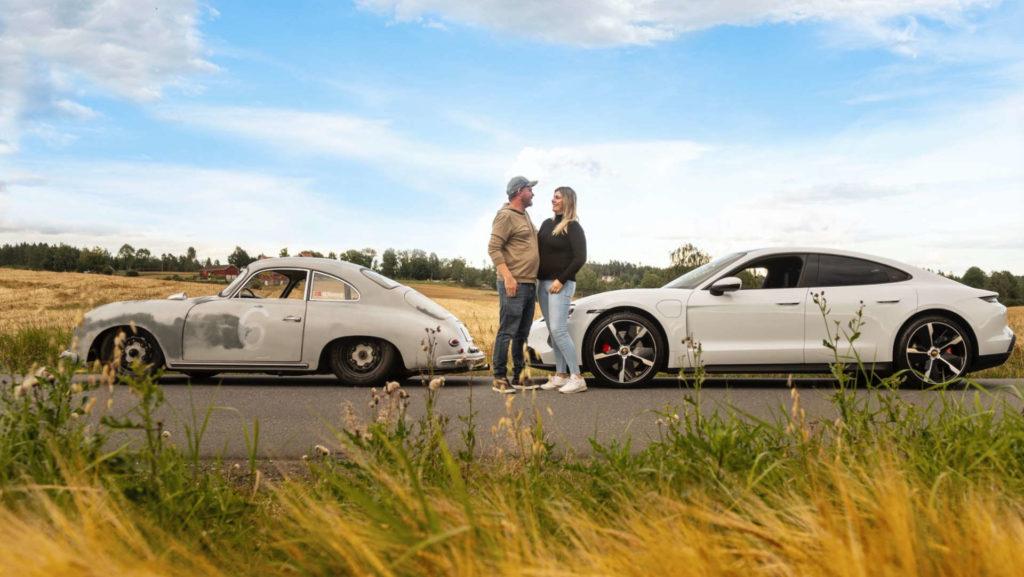 Porsche Norwegen 356 Taycan