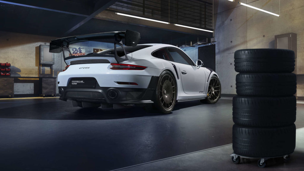 Porsche 911 GT2 RS der Generation 991 mit Manthey Performance-Kit individuell