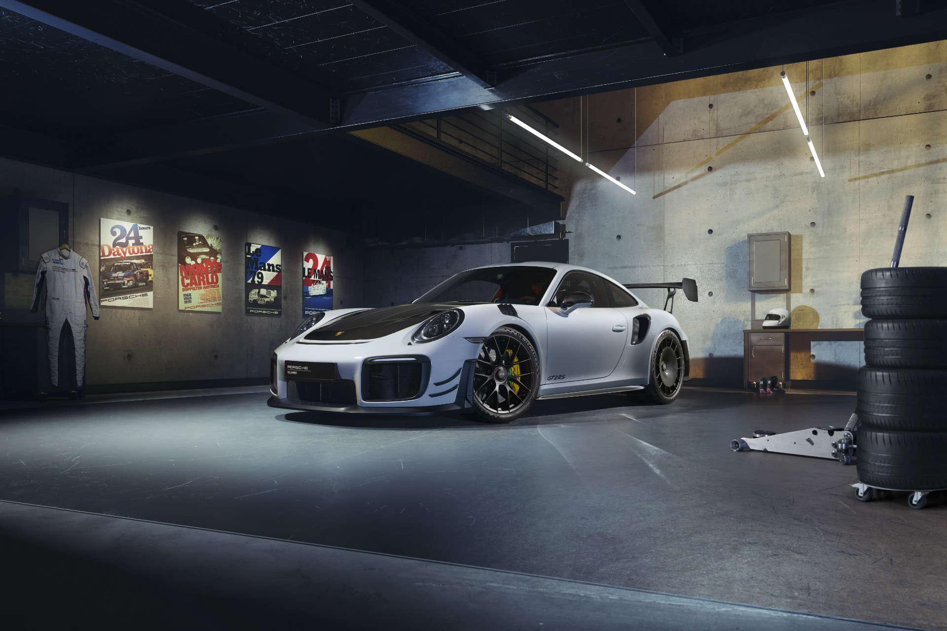 Porsche 911 GT2 RS der Generation 991 mit Manthey Performance-Kit individuell