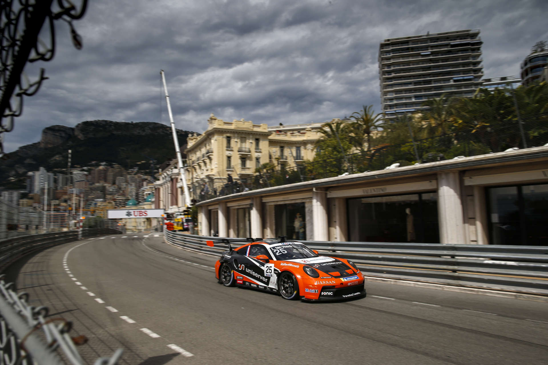 Saisonauftakt Porsche Mobil 1 Supercup