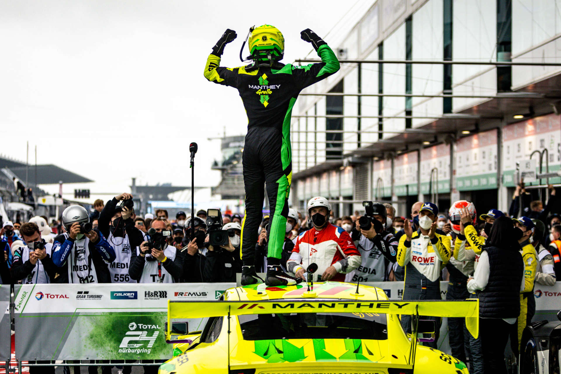 24-Stunden-Rennen Nürburgring 2021 Sieger