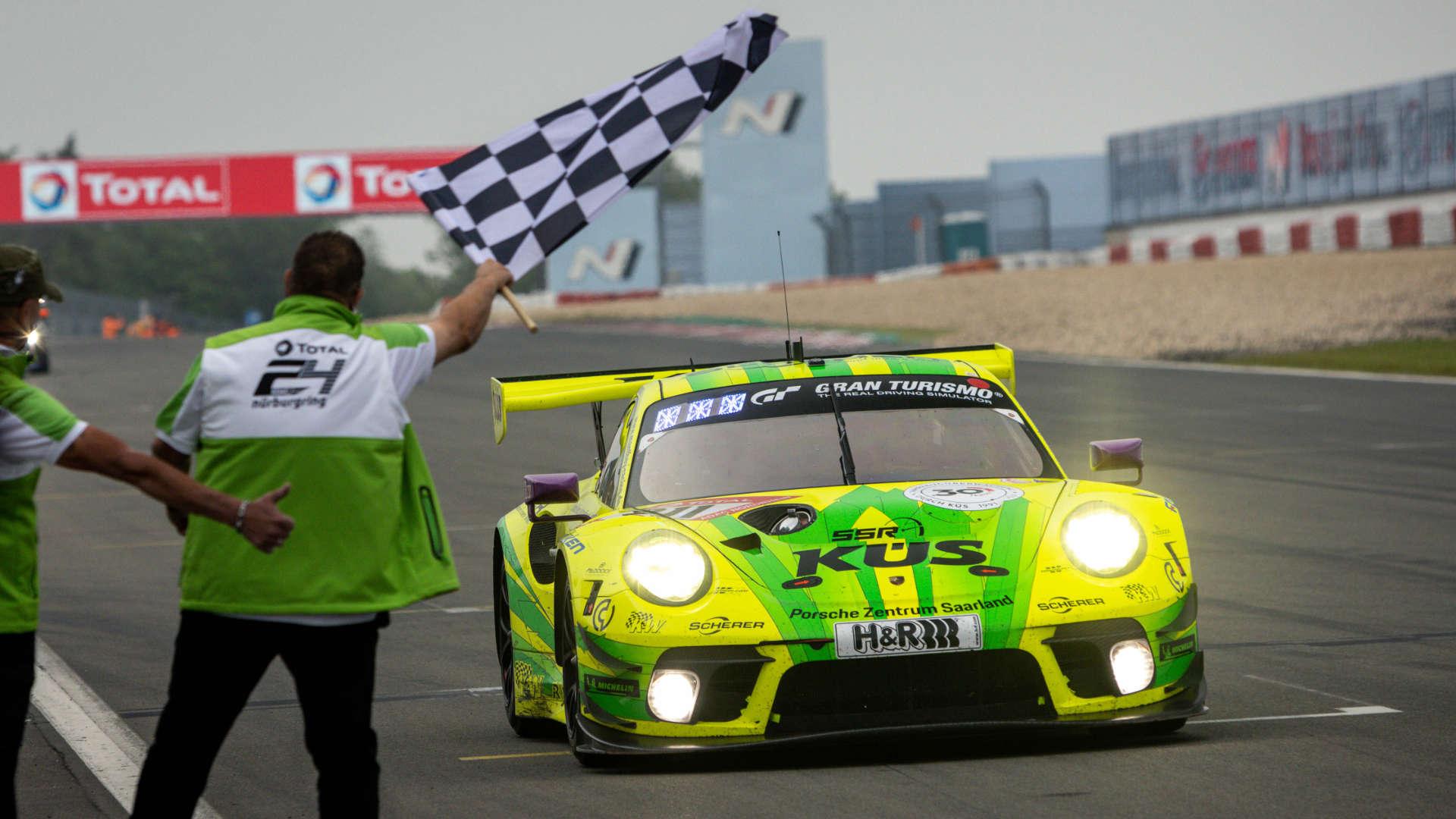 24-Stunden-Rennen Nürburgring 2021