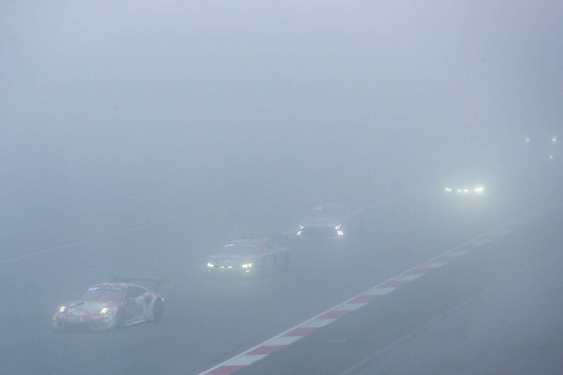 24h Rennen Nebel