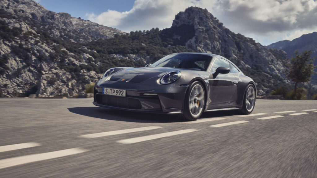 Porsche 911 GT3 Touring-Paket Fahrt