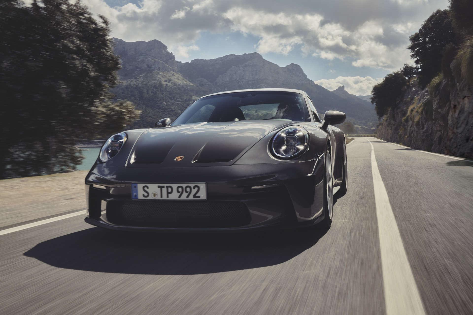 Porsche 911 GT3 Touring-Paket Front