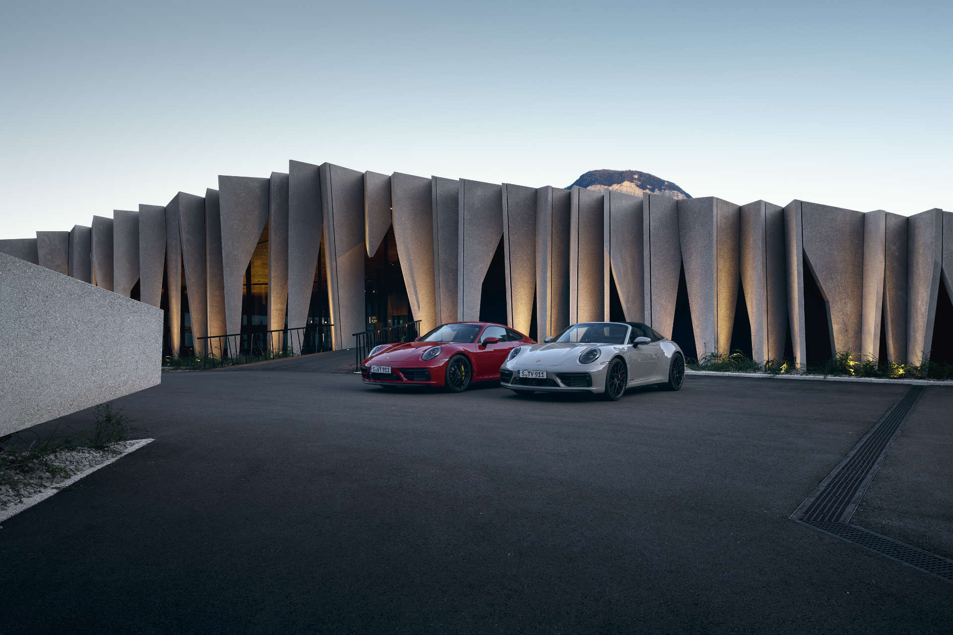 Porsche 911 GTS und 911 Targa GTS