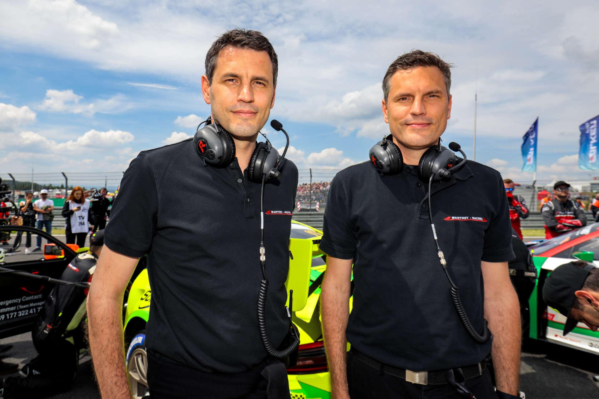 Zwei Raeder für ein Halleluja - 25 Jahre Manthey Racing
