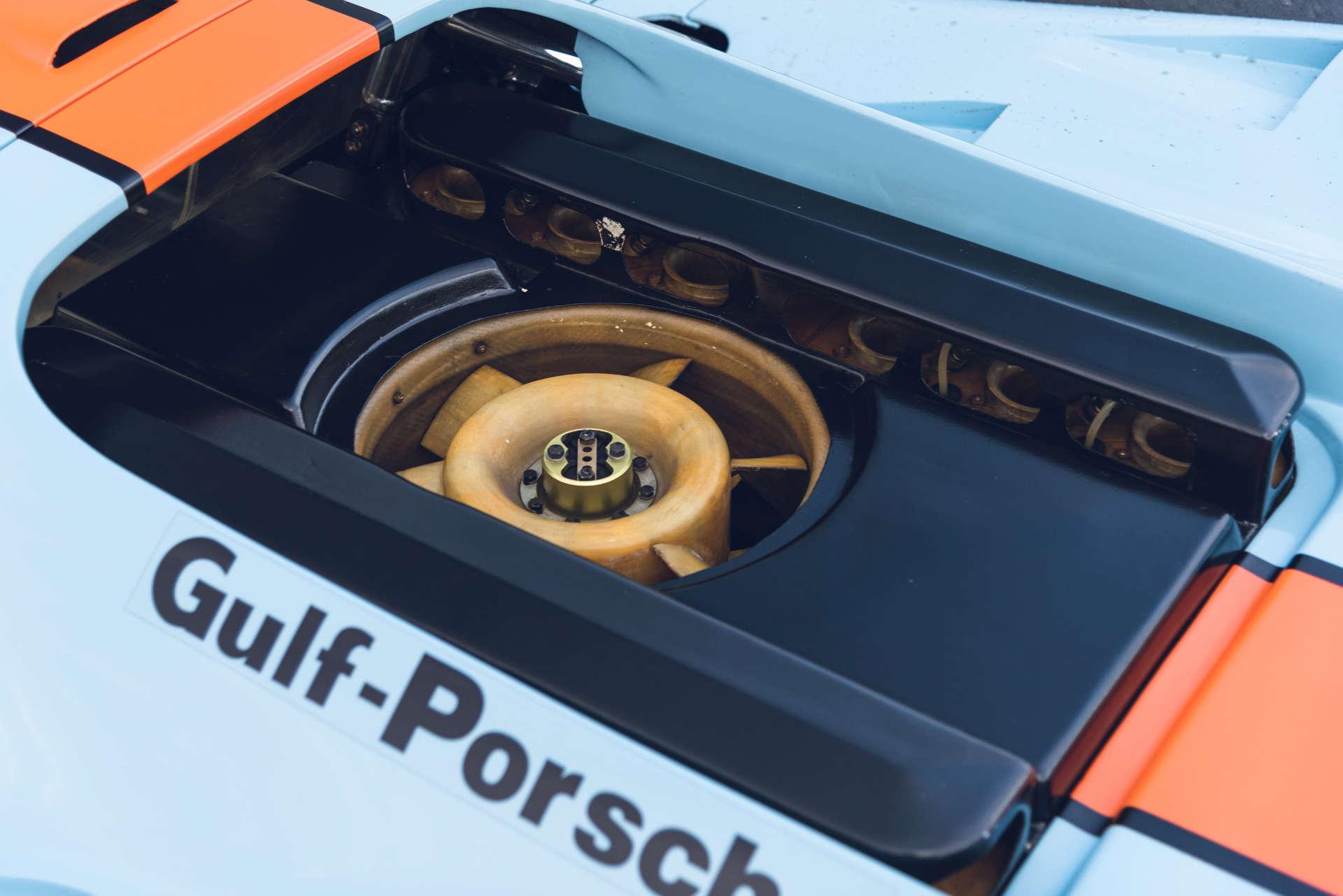 Porsche 917 Ersatzrad