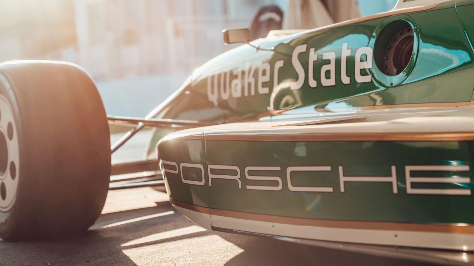 Porsche CART race car Type 2708