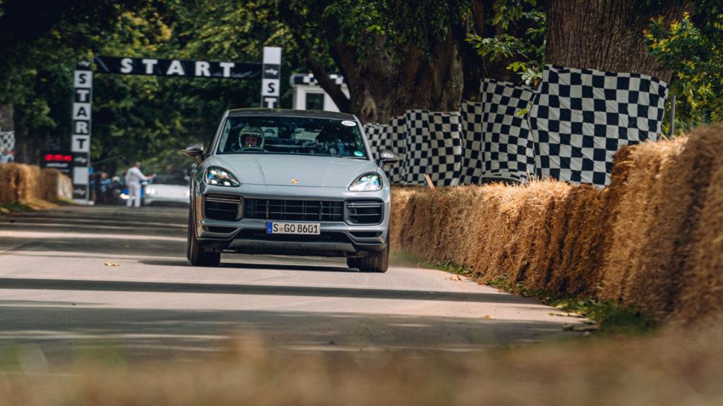 Porsche Cayenne Turbo GT