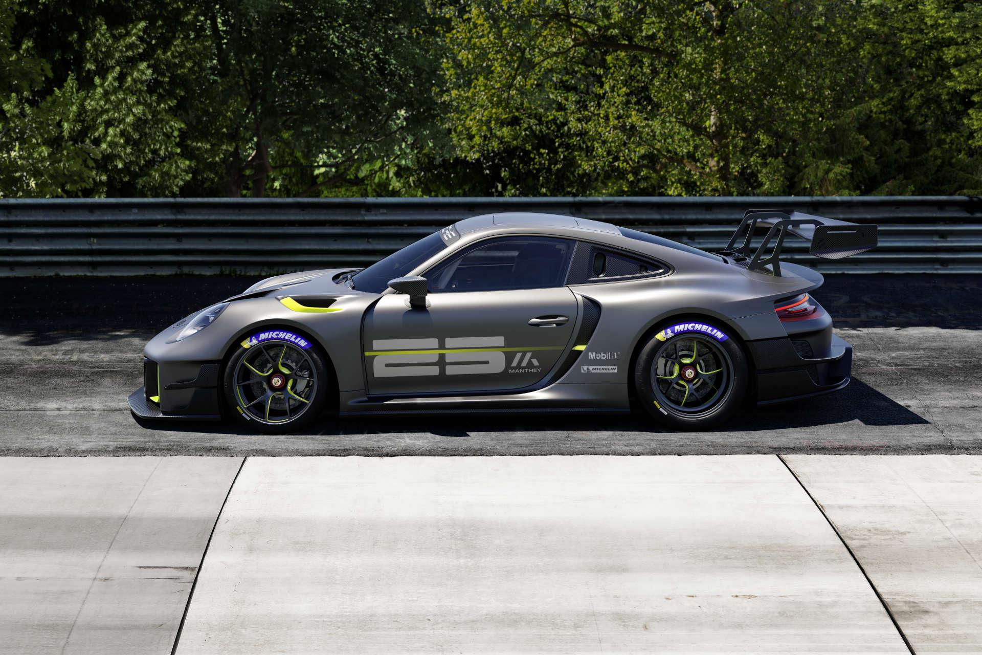 911 GT2 RS Clubsport 25 Seite