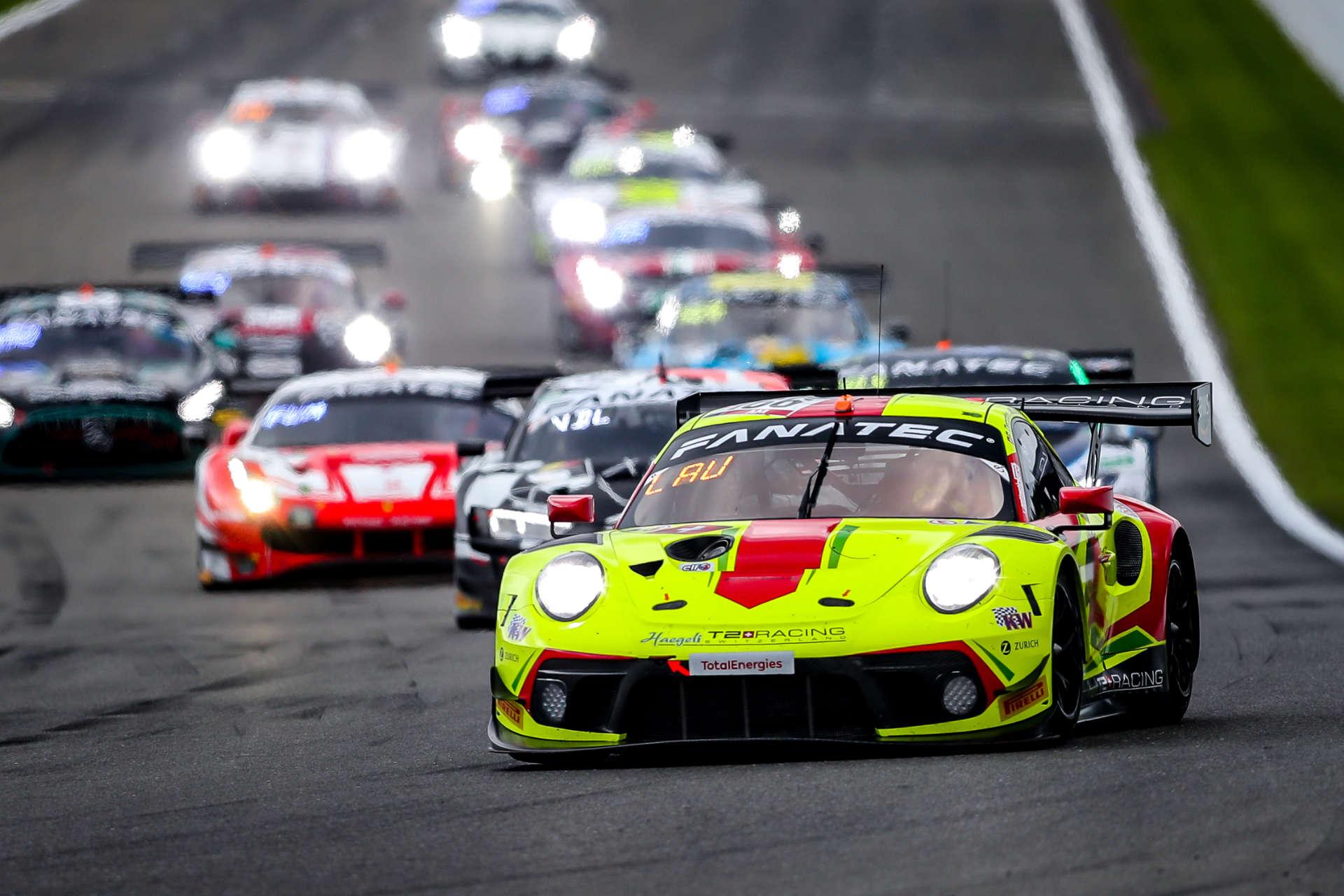 24 Stunden Rennen Spa 2021